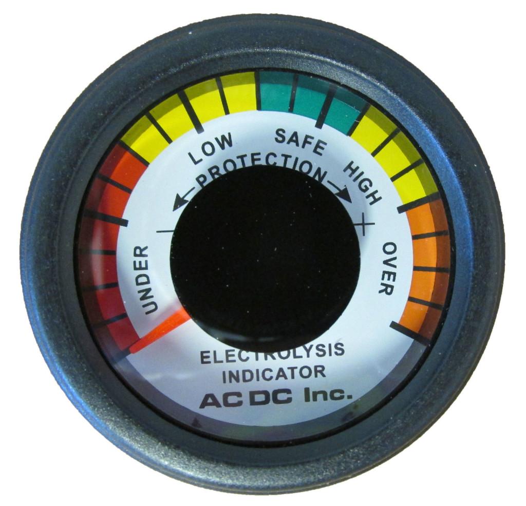 Marine Corrosion Meter  U2013 Ac Dc Marine  Inc