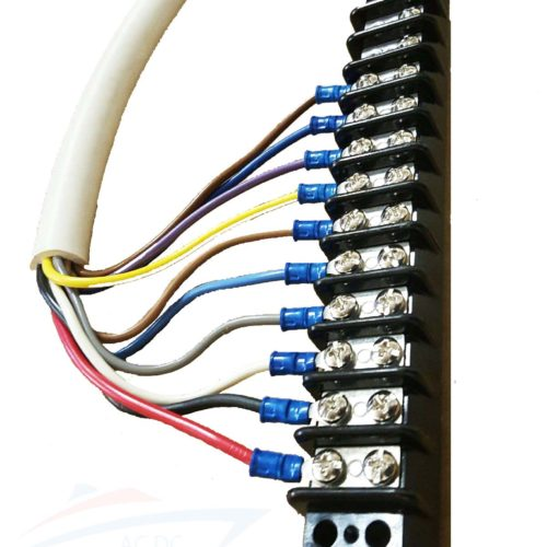 Yanmar Single Cable Wiring Harness